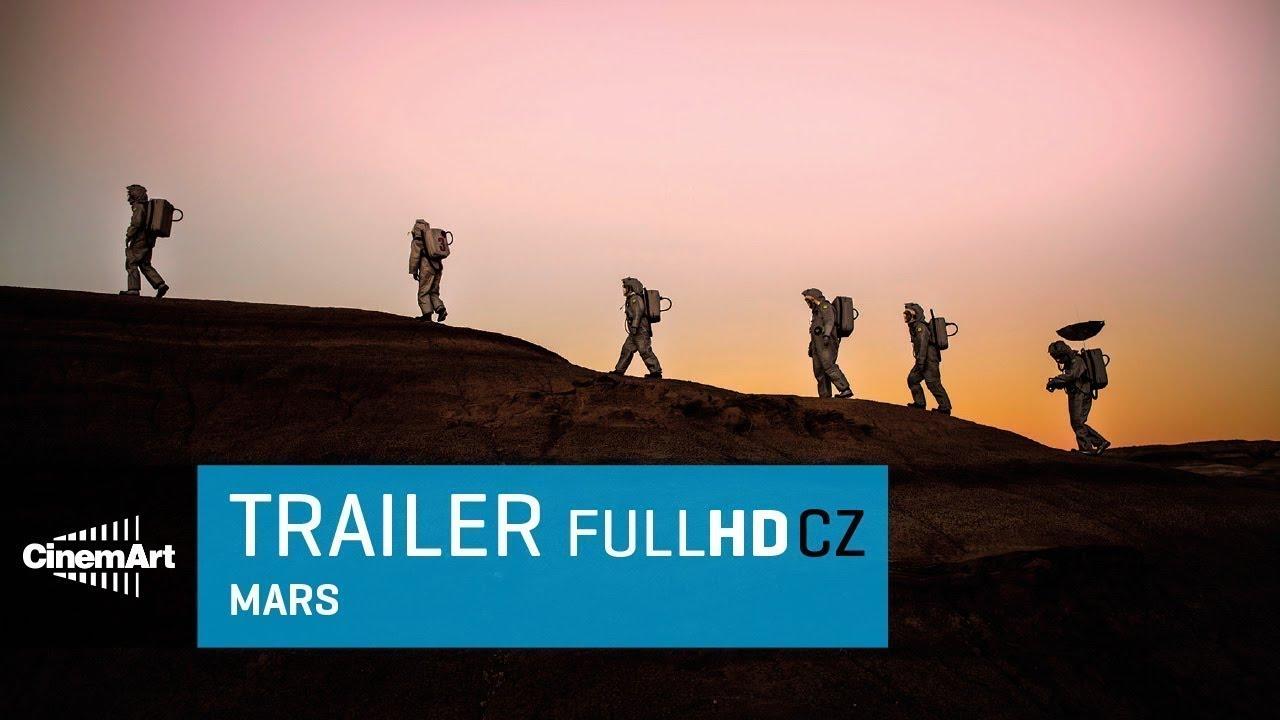 Download Mars (2018) oficiální HD trailer [CZ]