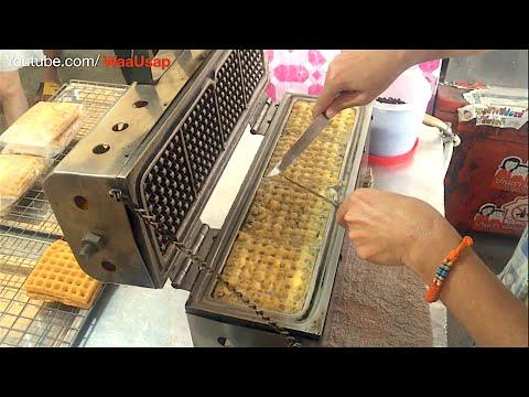 Waffles -  Street Food