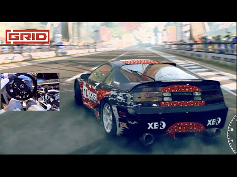 GRID 2019 PC - Drifting On A Wheel First Impressions!!