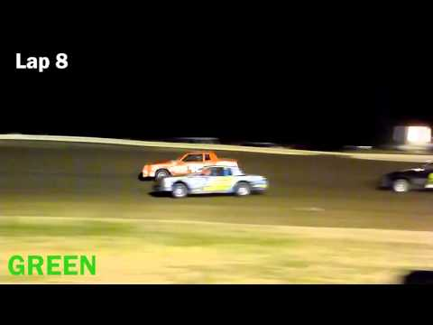 Larry Remsing August 25, 2012 Feature - 4th