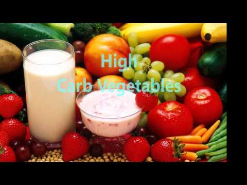 ♥♥Low And   High  Carb Vegetables List ✔✔ Low Carb Diet 2016 -Health Topics99
