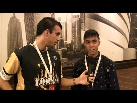 IPL5 Las Vegas 12' Interview | Spectator, Canasianjosh(just Slap Their Butt)