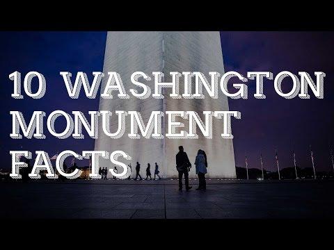 10 Washington Monument Facts