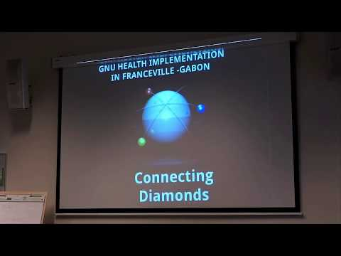 GNU Health implementation in Franceville - Gabon by Armand Mpassy-Nzoumba