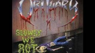 Obituary - (Slowly We Rot) - Godly Beings