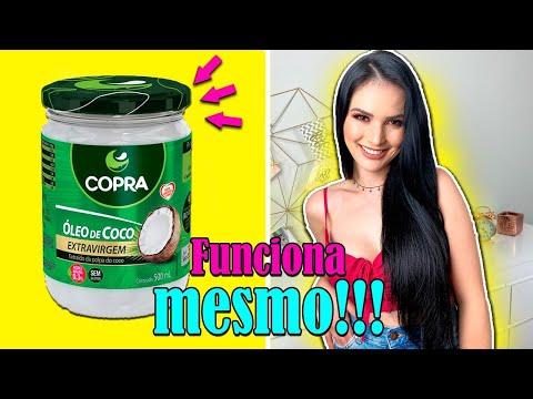 COMO USAR ÓLEO DE COCO NO CABELO (4 FORMAS DIFERENTES)! por Julia Doorman