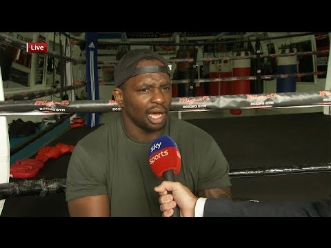 EXCLUSIVE! Dillian Whyte's prediction for Anthony Joshua vs Alexander Povetkin