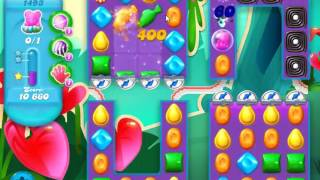 Candy Crush Soda Saga Level 1493 - NO BOOSTERS