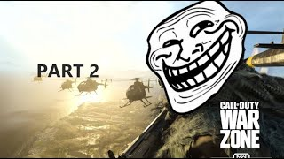 CALL OF DUTY WARZONE :PART 2 funny trolls (Kenyan version)