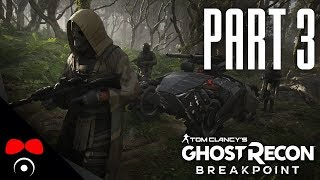 ZÁCHRANA GÉNIA! | Ghost Recon: Breakpoint feat. FlyGunCZ #3