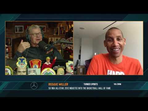 Reggie Miller on the Dan Patrick Show Full Interview | 6:15:21