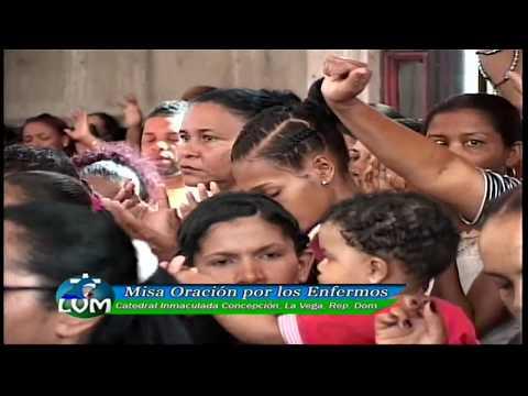 Misa de Oración por los Enfermos (18/07/2018) Padre Chelo