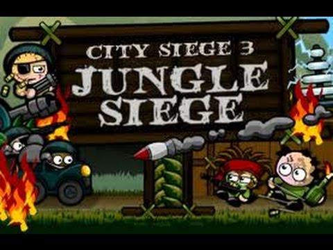 City siege 3 - Jungle siege |