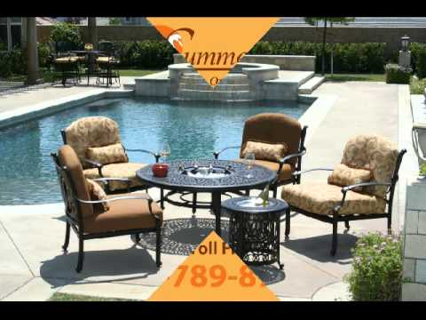 Whole Patio Furniture 877 789 8763 Kansas 66614 Summerset Outdoor Living Chaise Bbq
