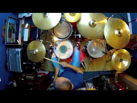 Should I Stay or Should I Go - The Clash - Drum Cover by Domenic Nardone