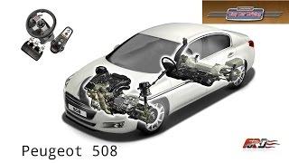 Peugeot 508 - тест-драйв, обзор французского автомобиля City Car Driving(Peugeot 508 — среднеразмерный автомобиль французской компании Peugeot, входящей в концерн PSA Peugeot Citroën. Начало выпус..., 2016-12-12T12:14:54.000Z)