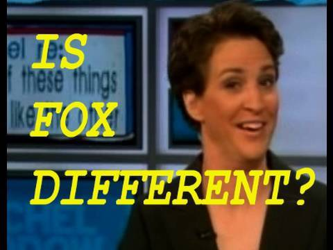 Is Fox News Bias Different?