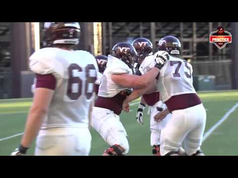 Virginia Tech Football - Vance Vice Mic'd Up