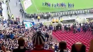 Stuttgart vs. Schalke 04 | Ralf Fährmann Gesänge