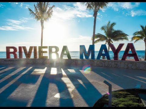 Barcelo Maya Beach Resort Walk Around 2016 Mayan Riviera Mexico