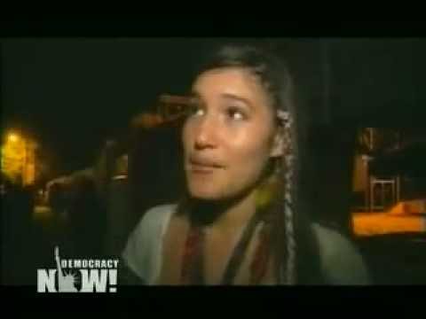 Qorianka Kilcher on Climate Activism - 4-20-2010 Democracy NOW!.mp4