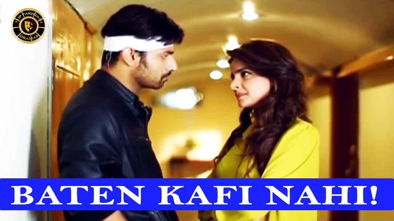 Baten Kafi Nahi Kuch Kar Ke Dikhana Parega - Saba Qamar - Hotshots