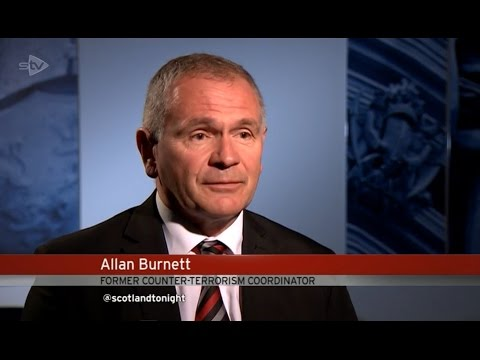 UK Counter Terrorism Strategy - Allan Burnett QPM, SecuriGroup