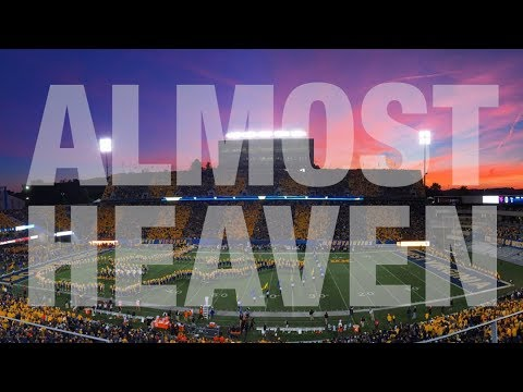 WVU IS ALMOST HEAVEN!