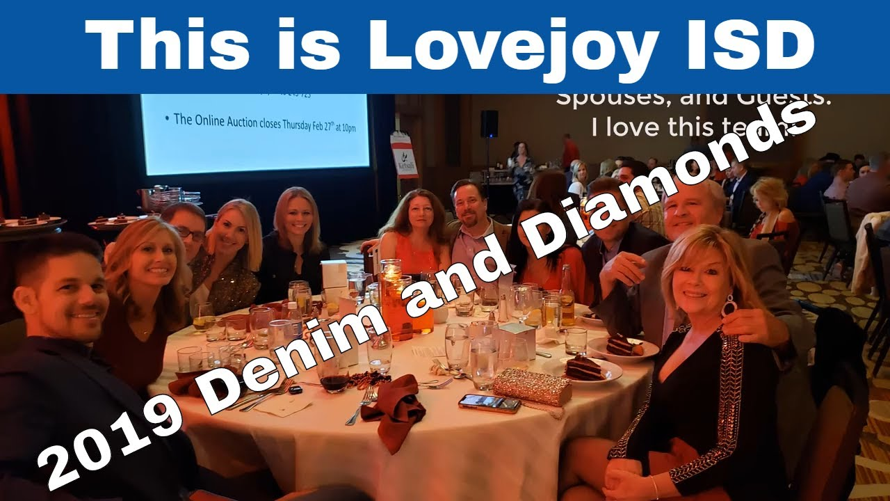 The 2020 Denim and Diamonds Benefit for the Lovejoy School District