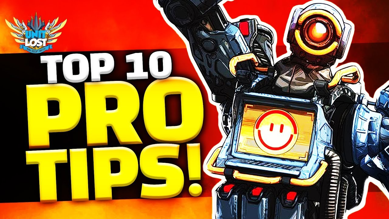 Apex Legends - Top 10 Pro Tips and Secrets!
