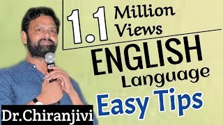 English Language/ Easy   tips  by Dr Chiranjeevi at IMPACT SEPT 2015