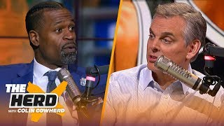 Clippers' signings could backfire, talks KD & Kyrie, tanking - Stephen Jackson | NBA | THE HERD