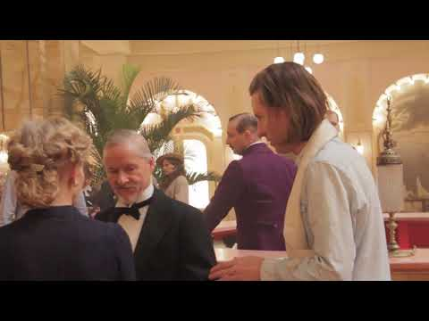 The Making of The Grand Budapest Hotel