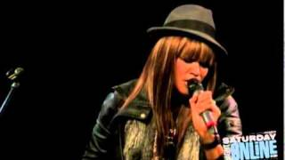 Shontelle performs Say Hello To Goodbye