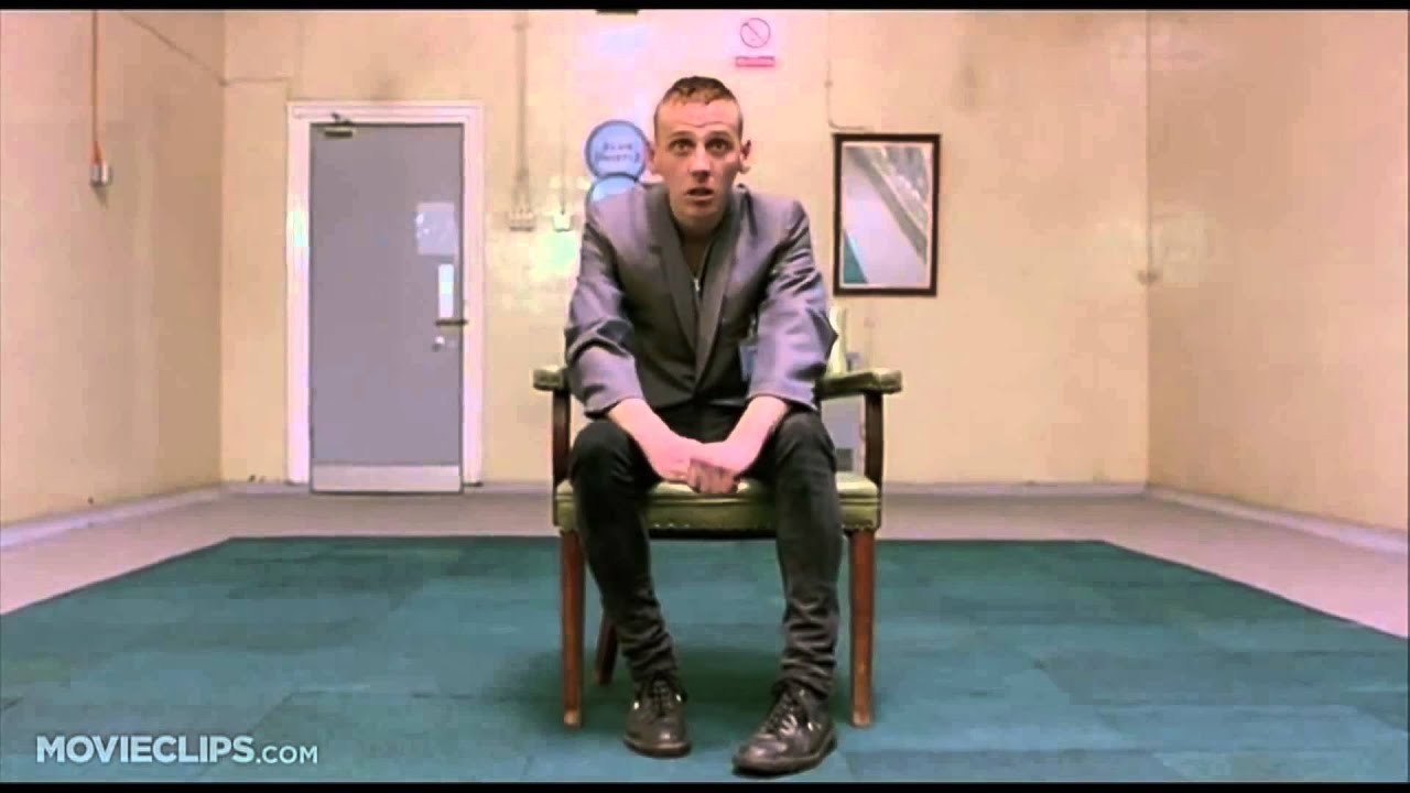 Trainspotting 5 12 Movie CLIP Spuds Job Interview 1996 HD