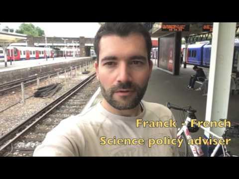 UK and EU citizens - I am European