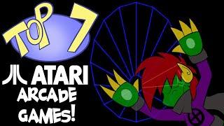 Top 7 Atari Arcade Games