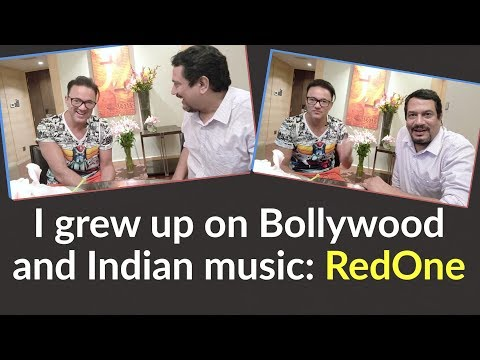 RedOne: I grew up on Bollywood and Indian music