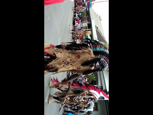 Karnaval desa Talok-Turen Malang Sound A6 Production