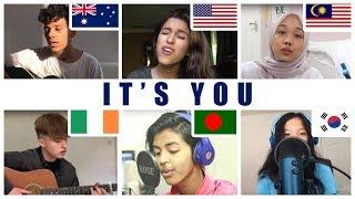 Who Sang It Better (Acoustic Cover) - It's You - Australia, US, Malaysia, Ireland, Bangladesh, Korea