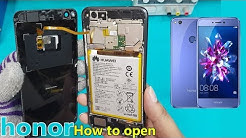 How To Open Honor 8 lite /Honor 9 lite  Back Panel || Honor 8 lite Back Panel Disassembly
