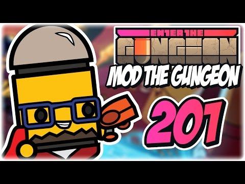 Cormorant Challenge   Part 201   Let's Play: Enter the Gungeon: Mod the Gungeon   Pilot PC Gameplay
