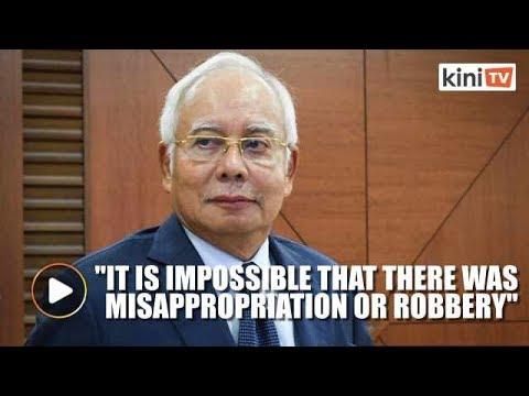 Najib: I feel vindicated by the PAC report