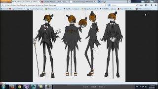 Создание персонажа в Autodesk(Maya) - Часть 1 , Тело , ноги и рука.(Няяя =) Исходники персонажей!, 2014-01-25T18:01:38.000Z)