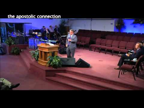 """The Apostolic Doctrine: Who Jesus Is"" - The Apostolic Connection - Pastor Kenneth Carpenter"