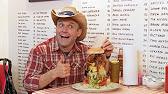 Eating Mel\'s Mega Burger - YouTube