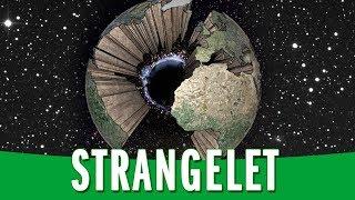 STRANGELET:  A Partícula que Poderia Transformar a Terra em uma Estrela de Nêutrons | AstroPocket
