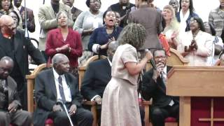 """I Say Yes To My Lord"" - CNW Jurisdiction Mass Choir"