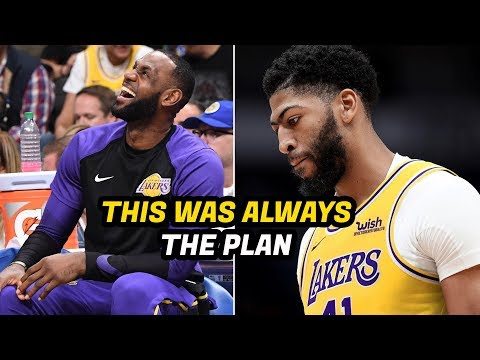 What NBA Fans Dont Understand About the Anthony Davis Lakers Trade