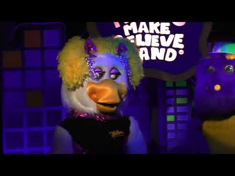 """Because We're Friends"" - Chuck E. Cheese's Tampa 2-Stage"
